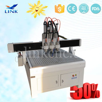 Frequency order 1325 T-slot cnc router table/ glass carving machine cnc LXM1325