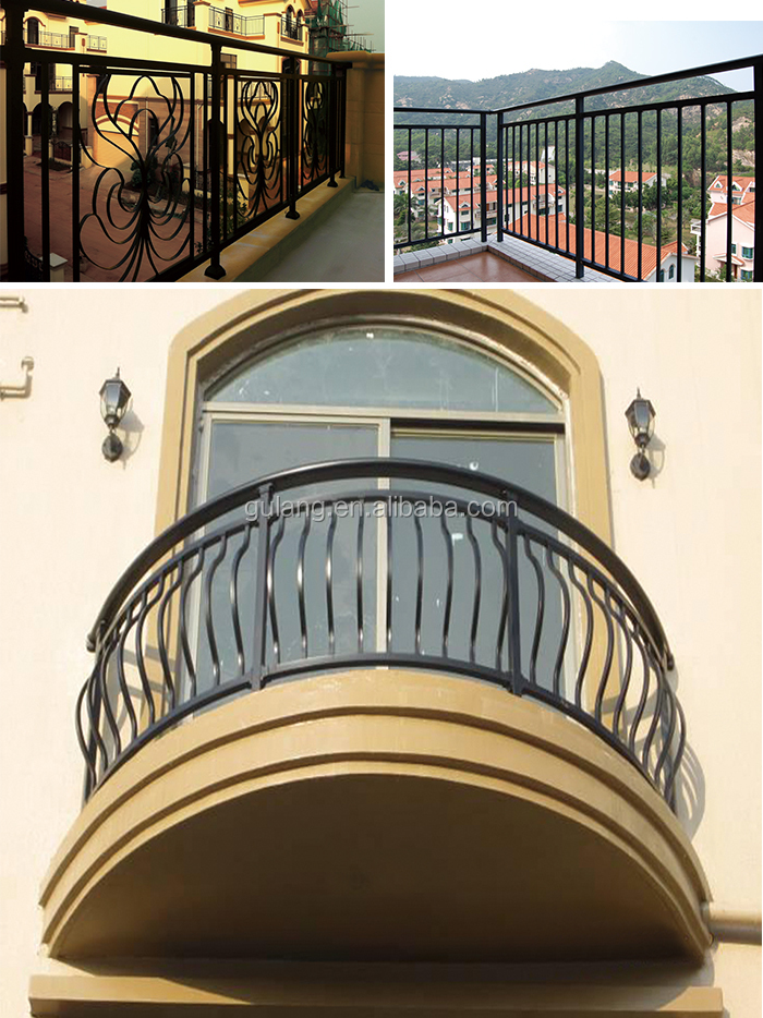 China Modern Aluminum Indoor Balcony Railing Buy Indoor