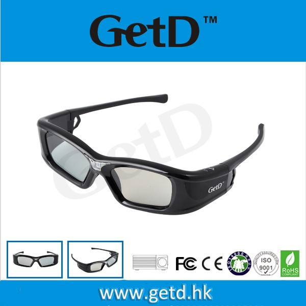 Fast delivery 3D glasses for DLP LINK projector