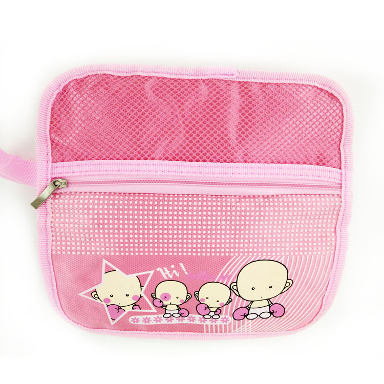 Full Colors Printing Polyester Pen case and Pencil bag for School Set