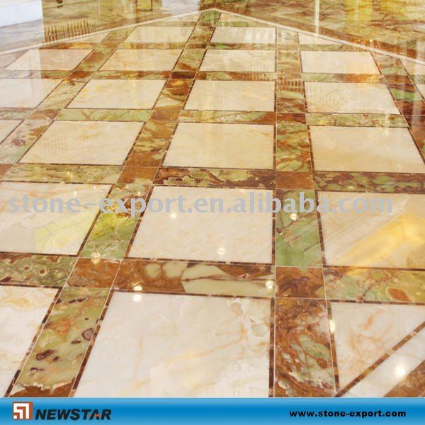 White Onyx Light Green Onyx Flooring Pakistian Green Onyx Tiles