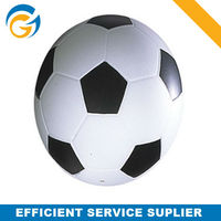Paintball Soccer Bubble Pu Ball for Promotion