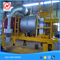 High quality long duration time automatic/manual mobile asphalt mixing plant