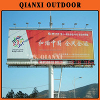 outdoor top selling trivision billboard advertising