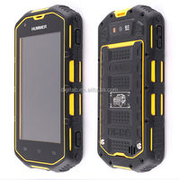 "Hummer H5 4"" IP67 Dustproof Waterproof Shockproof phone Rugged Smartphone outdoor"