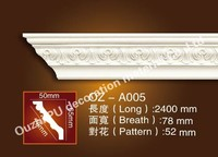 2014 hot PU inside corner moulding decoration materials