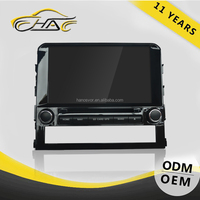 for 2016 toyota land cruiser auto radio car dvd gps navigation with bluetooth hands free call