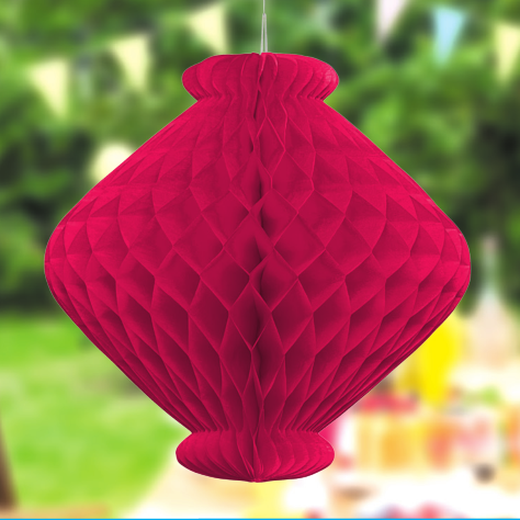 Wedding decorative FSC paper honeycomb ball