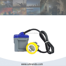 LED Lamp manufacture 15000lux led miner's cap lamp