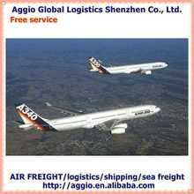 Air freight and express forwarder for jewelry made from watch parts