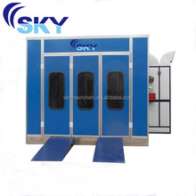 SB-200 China supplier High Quality Panels 75 mm Thick Auto Spray Booth/Car Painting Room with CE/spray booth