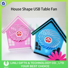 2017 House Shape Brand Mini Electric Generation Standing Fan