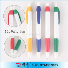 Corn plastic recycle ball pen with logo print