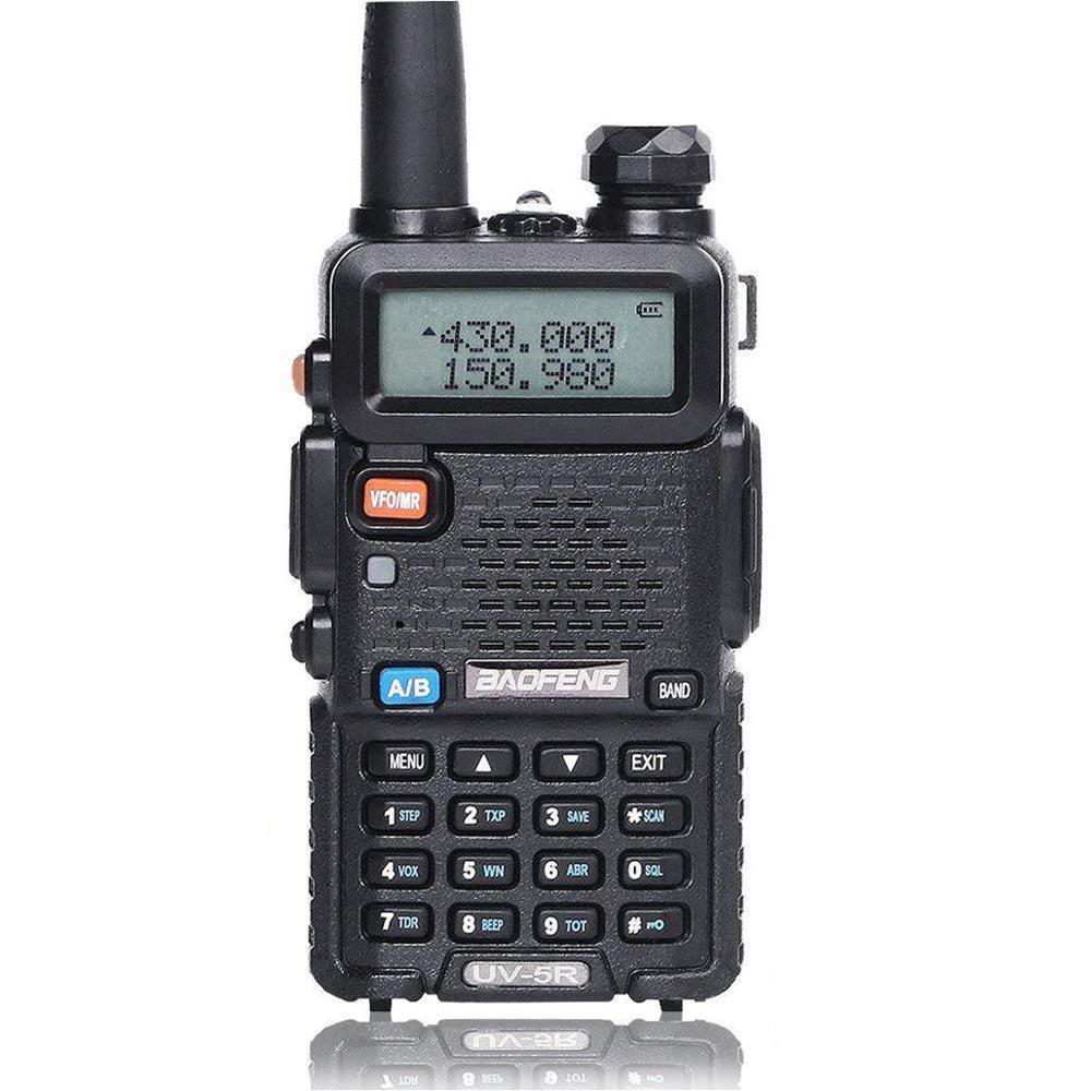 Baofeng UV-5R EX 5W VHF//UHF Two Way Radio Walkie Talkie CTCSS//DCS FM TOT 128CH