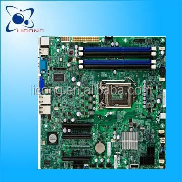 High quality!!Supermicro X9SCL-F Server Motherboard System Board