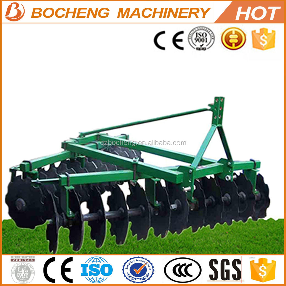 tractor disc harrow machine/farm disc harrow/surface harrowing machine with best price