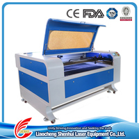 high stability CO2 Glass Laser Tube 100W laser cutting machine
