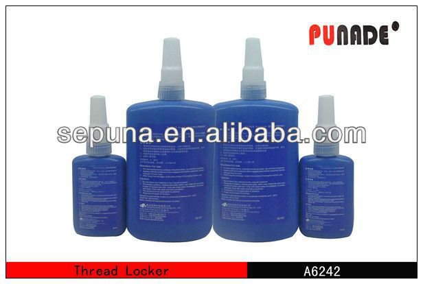 Anaerobic Adhesives Manufacturers/Threadlocker adhesive/ china multi-purpose quick bond super glue