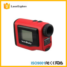 1.8 inch big display screen 600m up rangefinder golf stick pinseeker 250m golf gps rangefinder laser with Jolt