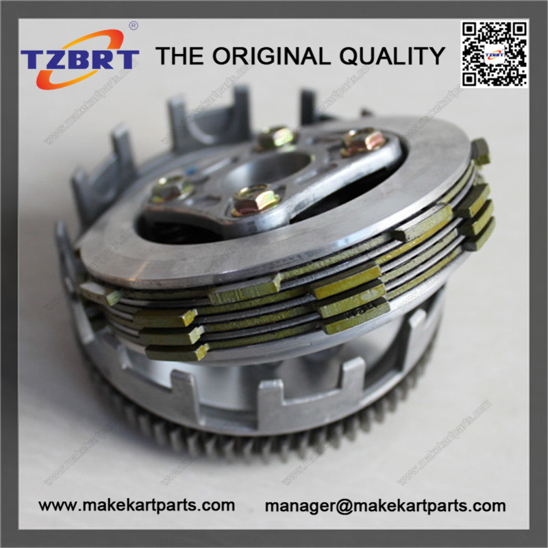 Motorcycle Dirt Bike T110 Clutch Assembly 125cc 150cc Parts