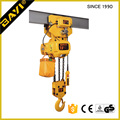 3 Ton Chain Pulley Block Similar Kito Type Electric Chain Hoist With Trolley