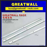 Greatwall stainless steel gear rack and pinion sliding gate wheel for sale