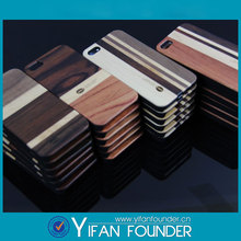 For iPhone 5 wooden cheap cell phone accessories