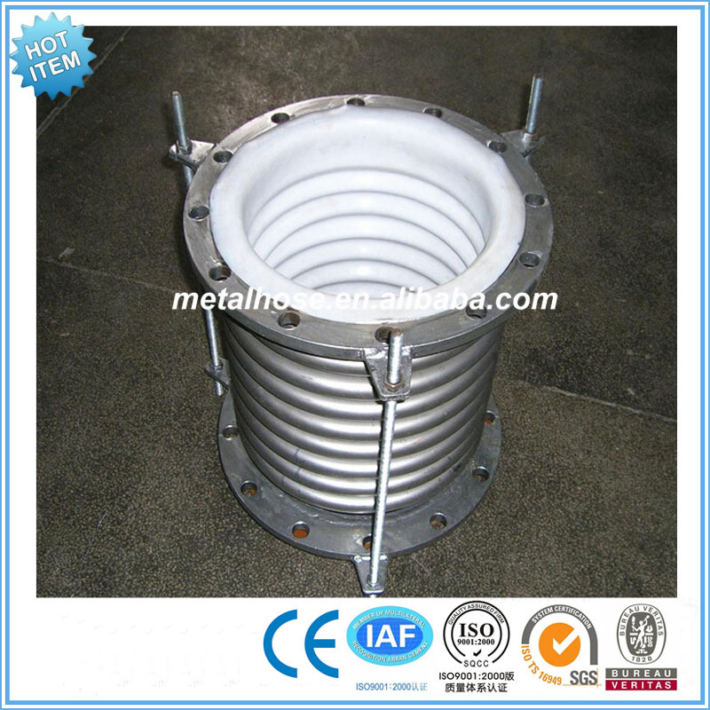 PTFE/Teflon Lined bellow Axial Compensator.expansion joint