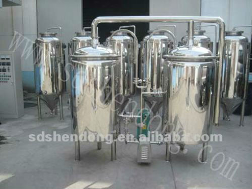100L Draft beer machine, beer making machine