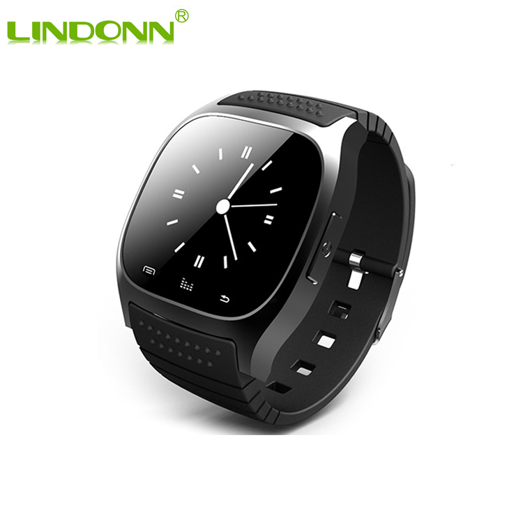 2016 Hot Selling Mtk6261 Smartwatch Watch <strong>Phone</strong> User Manual M26 Pedometer Sport Watch Mobile <strong>Phone</strong>