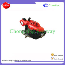 Manufacturer Price 4 stroke Air Cooled single cylinder 6hp gasoline engine with vertical shaft
