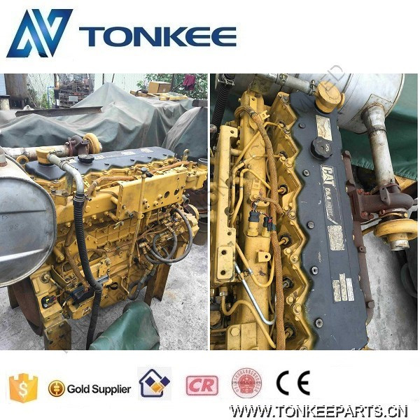 C6.4 Engine assy E320D Complete engine assy for Excavator parts