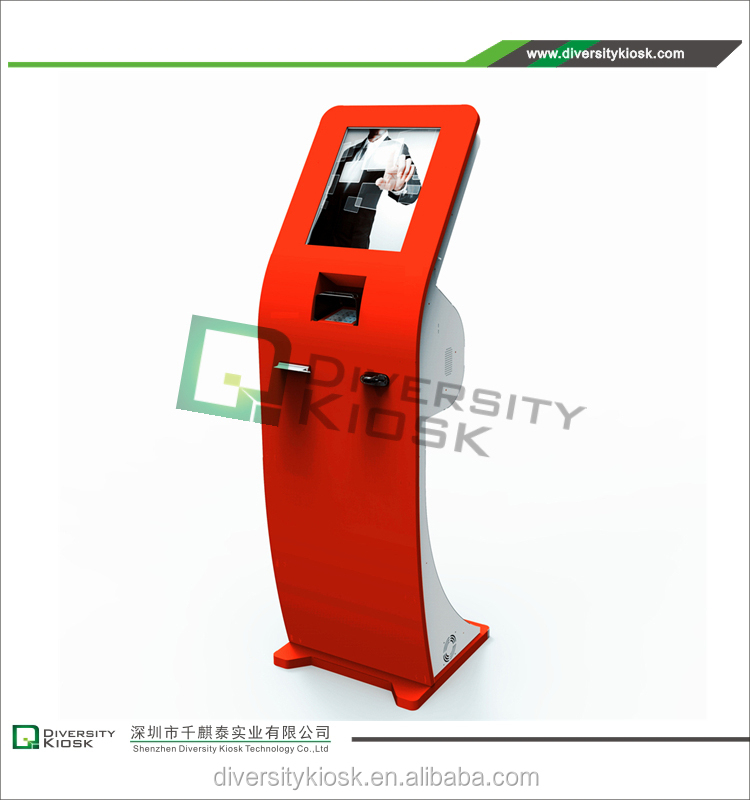 used kiosk with ir touch convenience store bill payment kiosk