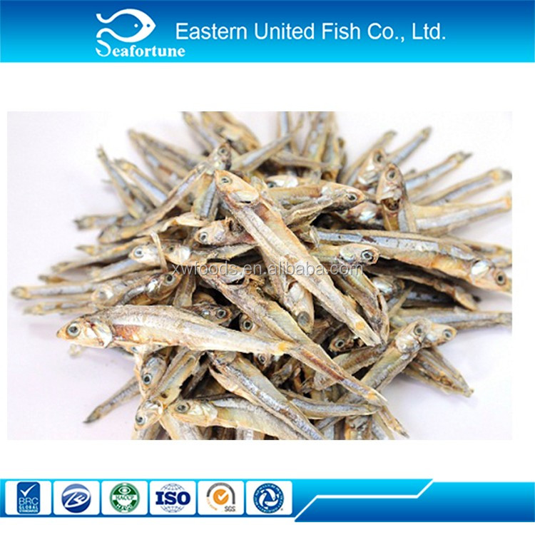 Engraulis Japonicus Dried Fish Anchovy Headless