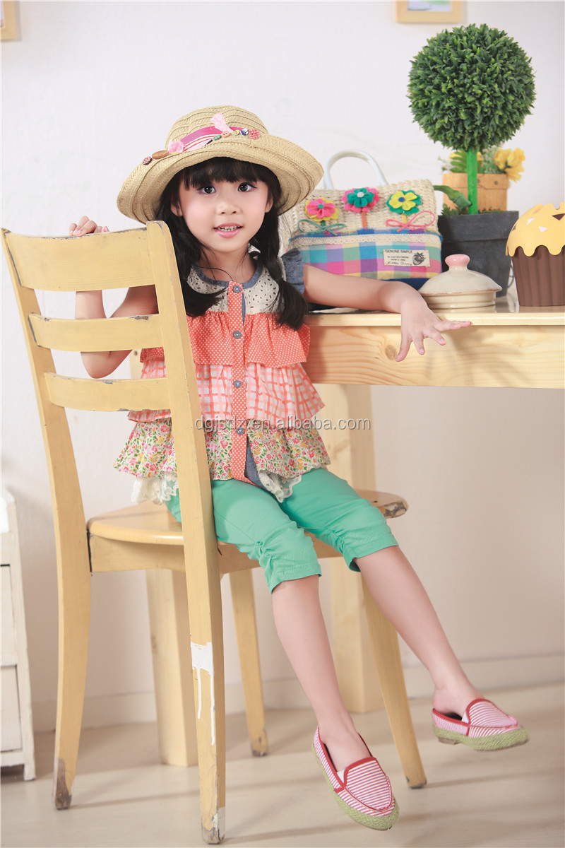 Casual clothes 2015 summer trend t shirt kids cute summer clothing hawaiian shirts for children