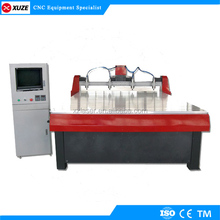 Alibaba professional supplier 4-axis wood cnc router with Servo Motor driver