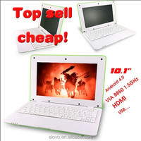 not used laptop in japan for sale 10 inch lcd screen 1024*600 wifi camera laptop