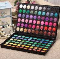 cheap wholesale professional 120 color eye shadow palette