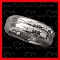 Hot sell fashion tungsten jewelry birds leg rings