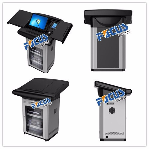 Speech Podium , Digital Podium , Digital Lectern For Speech and Conferences FOCUS S700