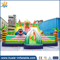 Huale hot sale Dinosaur inflatable bouncy castle,kids inflatable bouncy castle for amusement park