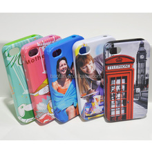 3D Sublimation Phone Cases/ Blank sublimation phone cover/ Dual protective sublimation case