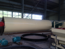 15 t/h coal barrel drum dryer