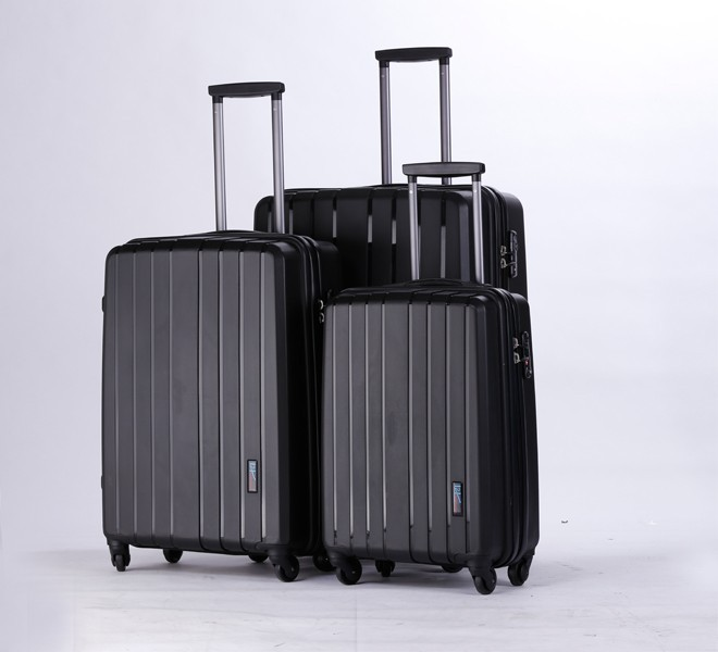 *20/24/28 light weight pp luggage set