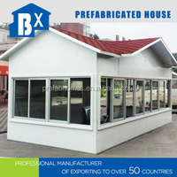 ISO standard manufactured small mobile home for sale