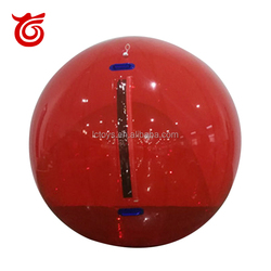 Professional manufacturer walk on water ball, floating water ball, water walking ball