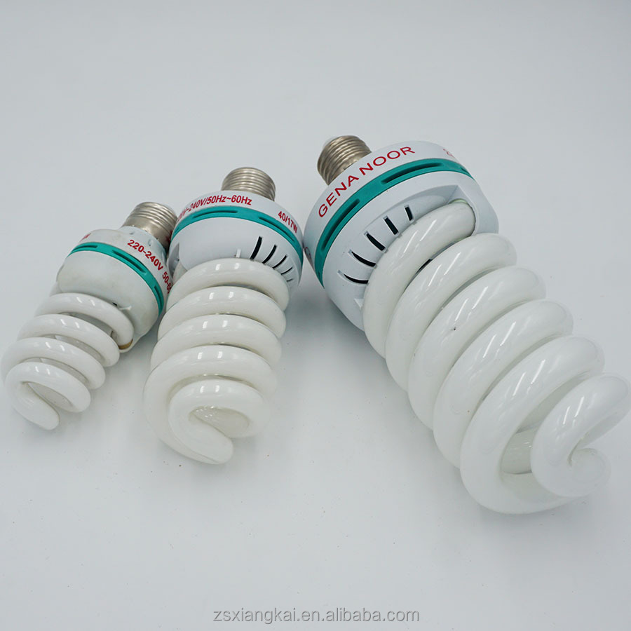 dimmer halogen powder energy saving bulb lamp cfl lights medium full spiral lamp from china cheapest light