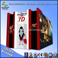 hot sale mobile 5d cinema 5d theater equipment, big discount for 9d 11d 12d xd cinema