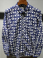 China Supplier Wholesale Cheap Men's Dress Shirt Printing Shirt Designs for Man Shirt