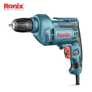 Ronix Power Tool 10mm 450W Corded Machine Tools Electric Drill Model 2112A
